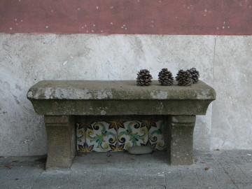 Casale Sonnino Rustic Bench