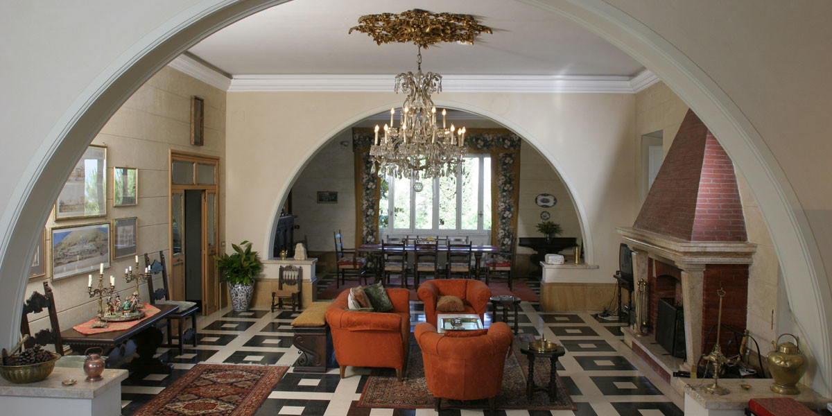 Casale Sonnino Living Room