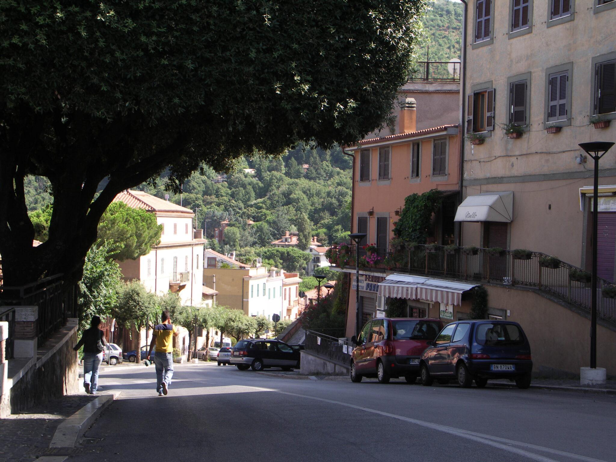 Monte Porzio Catone-by-Casale-Sonnino