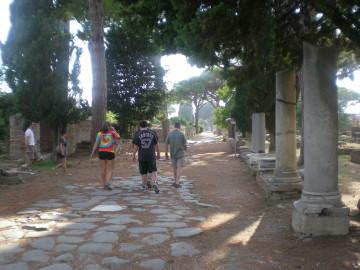 Brezels-at-Ostia-Antica-Lazio-Casale-Sonnino