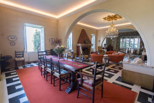 Casale Sonnino DIning Room