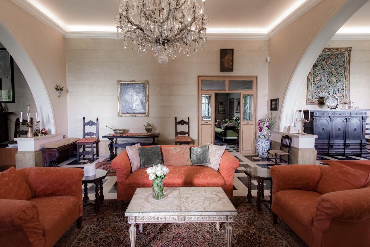 Casale Sonnino Living Room