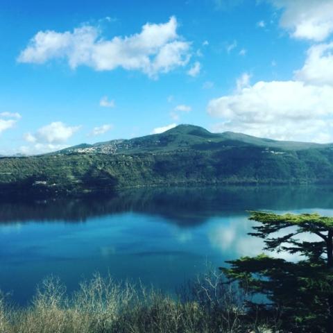 Lake-Albano-Castel-Gandolfo-by-Casale-Sonnino