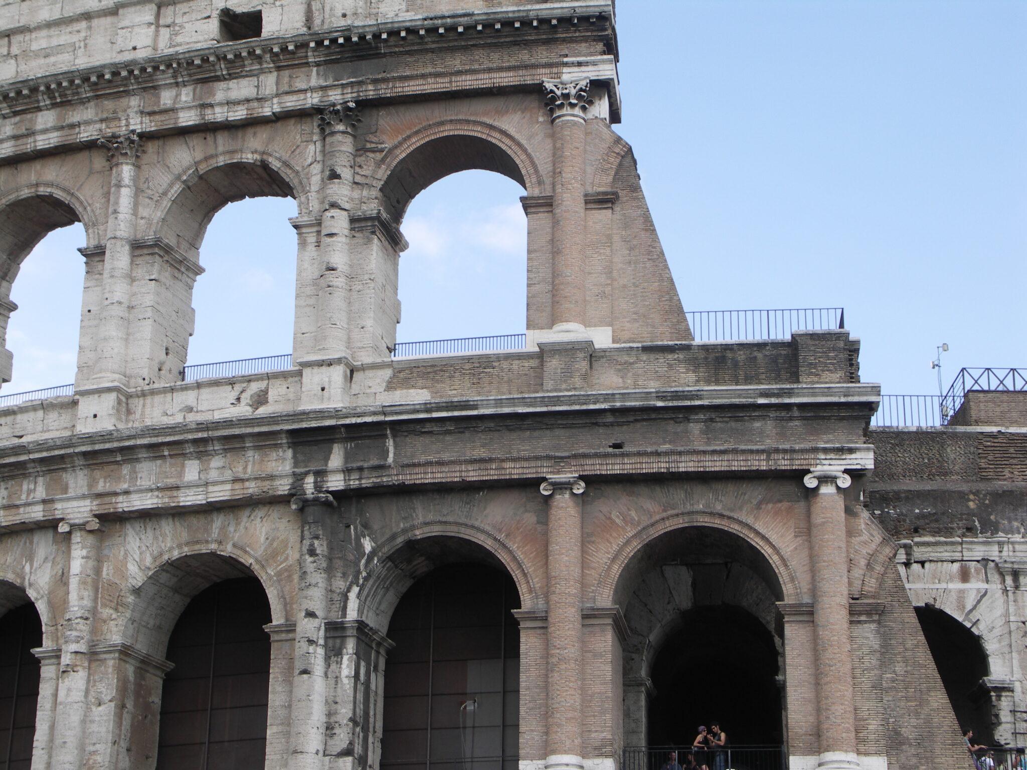 Rome's-Colosseum-by-Casale-Sonnino
