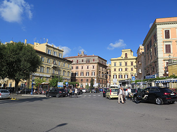 Rome & Lazio Custom Itineraries and Tours