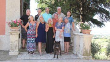 Italian House Rental   Casale Sonnino   Rome, Italy